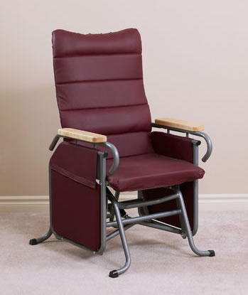 Broda Auto Locking Glider Chair