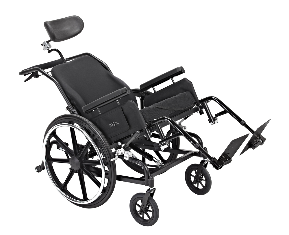 New Broda Comfort Tilt Manual Wheelchair Model 587