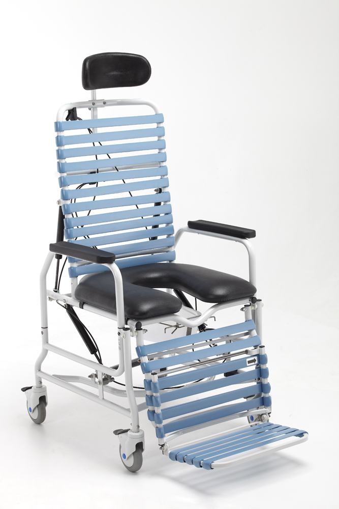 Broda CS 385 Commode Shower Chair