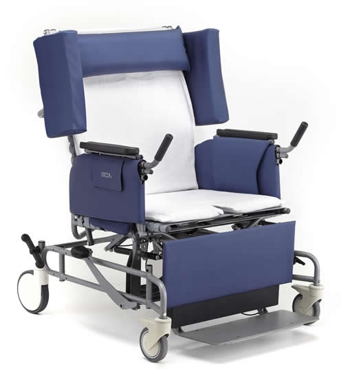 Broda 985 Vanguard Bariatric Tilt Recliner - 600 lb. weight capacity