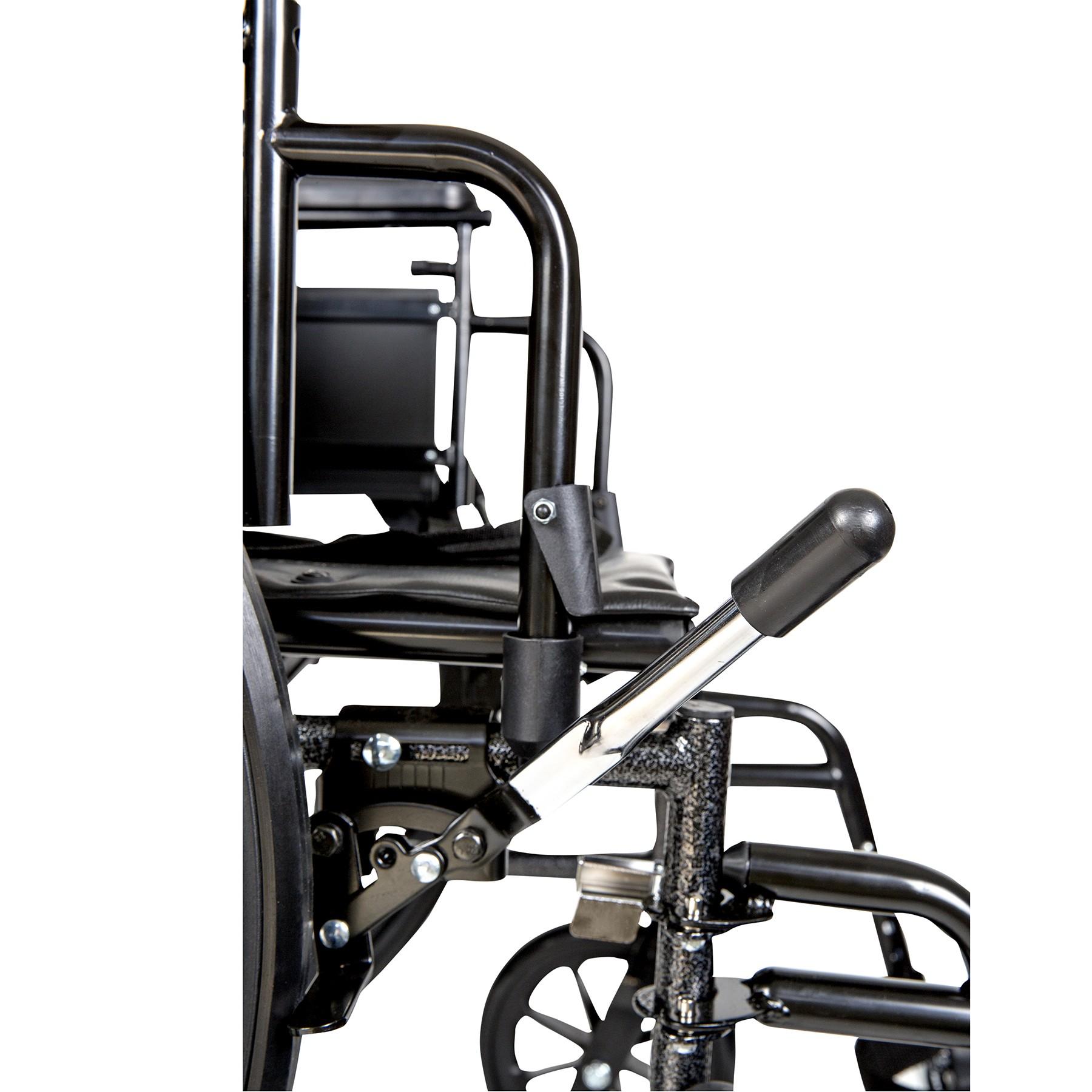 One arm drive manual wheelchairs.
