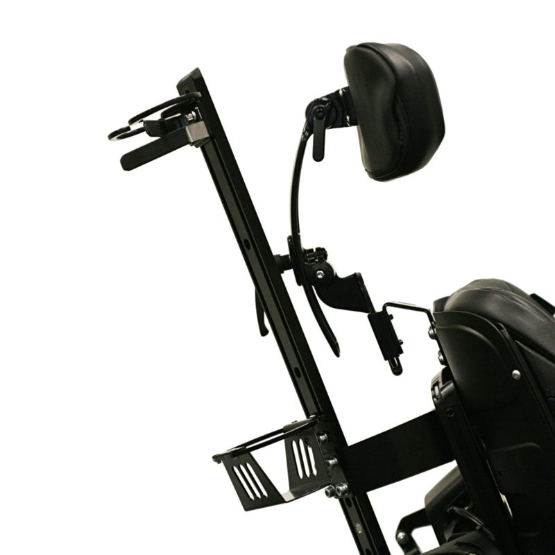 Permobile Crutch Holder