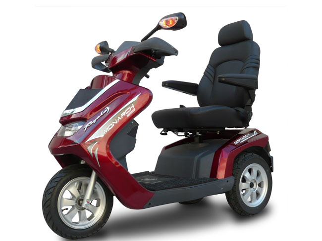 EV Rider Royale 3 Luxury Scooter