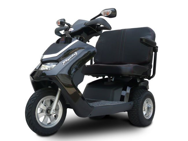 EV Rider Royale 3 Cargo Scooter