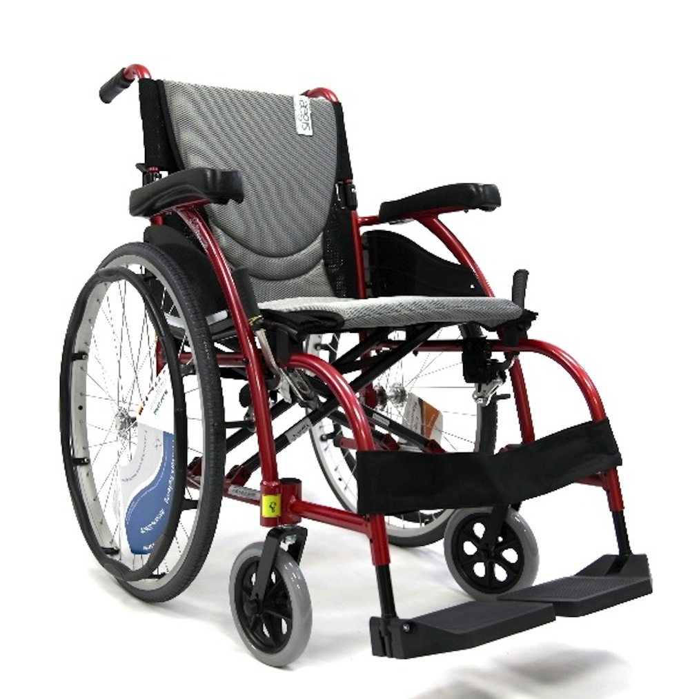 Karman S-ERGO 105 – Ultralight Ergonomic Wheelchair