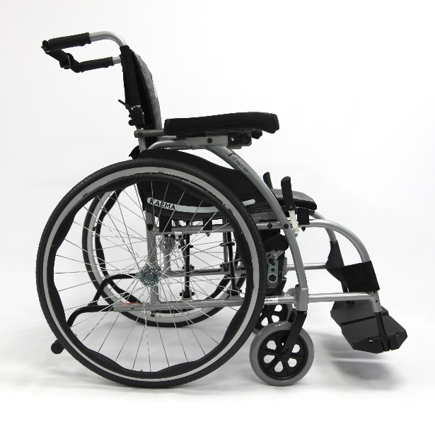 Karman S-ERGO 106 – Ultralight Ergonomic Wheelchair – Self Recline