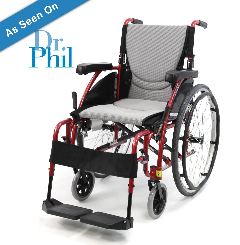 S Ergo 115 Ultralight Ergonomic Wheelchair Best Seller