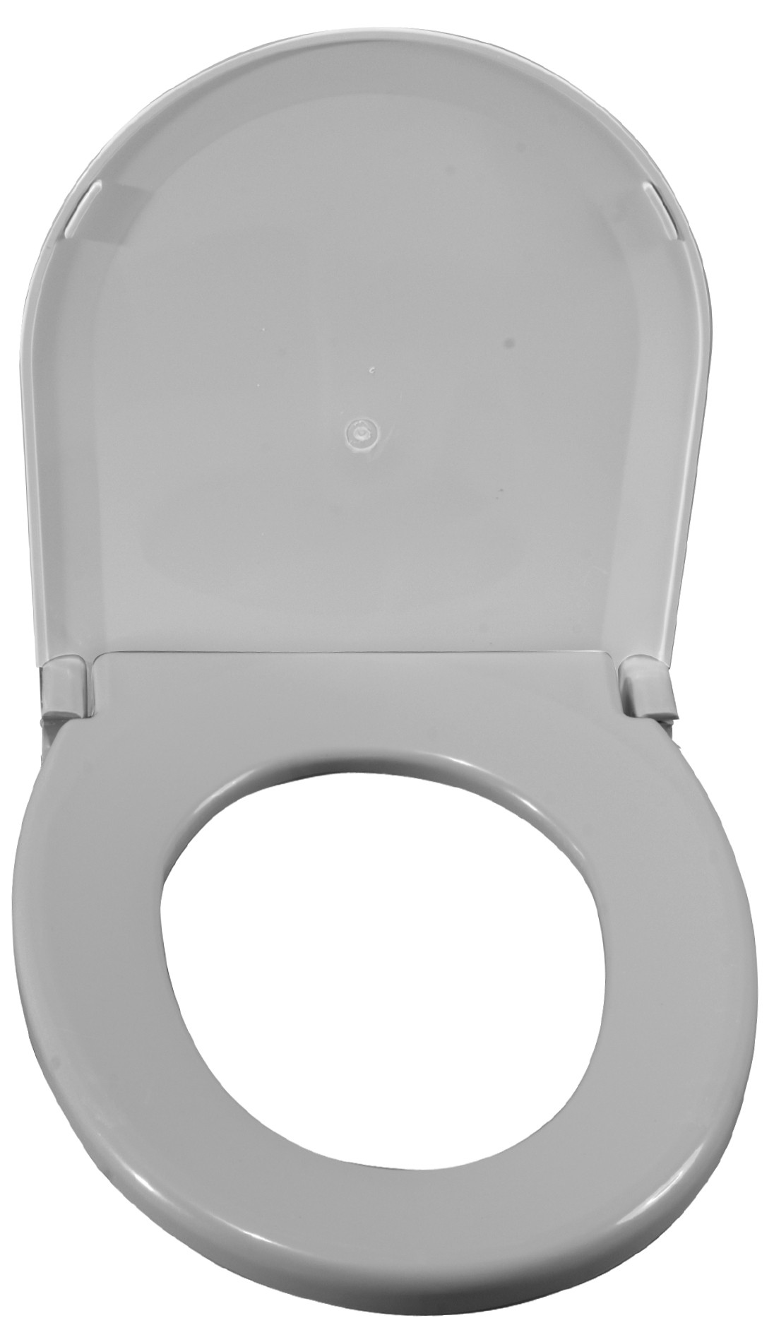 Drive Medical Oblong Oversized Toilet Seat With Lid 16 189
