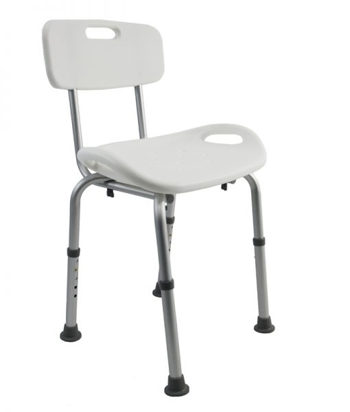 Karman Shower Chair with Back SC-555