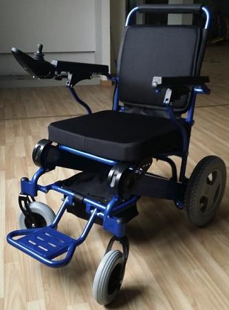 Lightweight Folding Electric Wheelchair