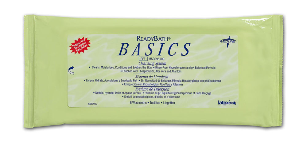 ReadyBath Basics