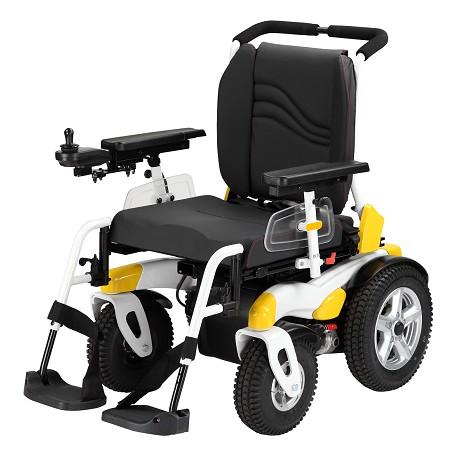 Magnificent Merits Multi Adjustable Power Wheelchair P210 Machost Co Dining Chair Design Ideas Machostcouk