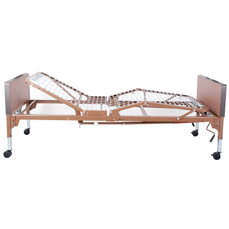 Merits Multi-Height Manual Bed B010