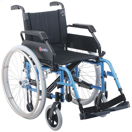 Merits New Deluxe Lightweight Wheelchair L303
