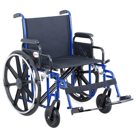 Merits New Heavy Duty Wheelchair Dual Axles N473