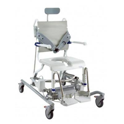 OceanEVIP Electronically Adjustable Shower Commode Chair