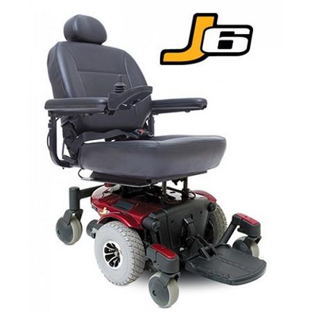 Jazzy J6