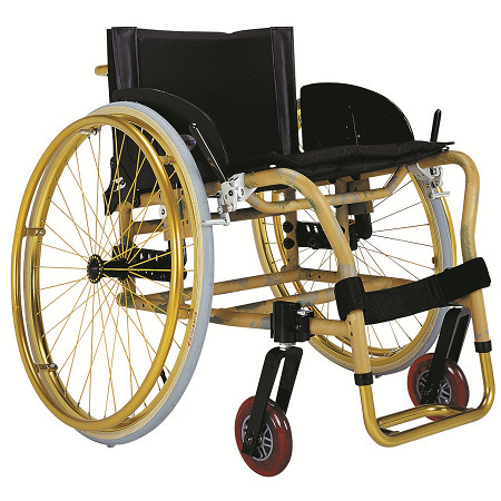 Merits Sport Lightweight Wheelchair L801