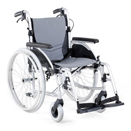 Merits Stylish Self Propelled Wheelchair / Car Transit L406