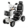 Merits 4-Wheeled Full Suspension Electric Scooter S941A