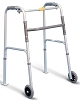 Drive Medical Airgo One Button Folding Walker
