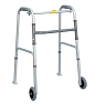 Drive Medical Airgo One Button Institutional Folding Walker