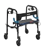Drive Medical Clever-Lite Walker, Junior, with 5