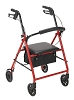 Drive Medical R900 4-Wheel Rollator