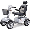 Merits Cross Country Maxi 4-Wheeled Electric Scooter S344A