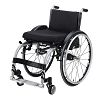 Merits European Style Active Wheelchair Folding Frame L812E