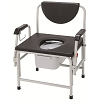 Merits Extra-Large Heavy-Duty Drop Arm Commode C316