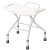 Merits Foldable Bath Bench (seat height adjustable)