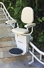Harmar CSL500 Helix Curved Stairlift