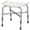 Merits Heavy Duty Bath Bench (without Back)