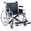 Merits Heavy Duty Self Propelling Wheelchair / Car Transit M470