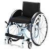 Merits High Active Wheelchair Folding Frame L812