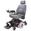 Merits Mid-Wheel Drive Powerbase Wheelchair P326A