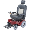 Merits Super Heavy Duty RWD Powerbase Wheelchair-Bariatric P7102