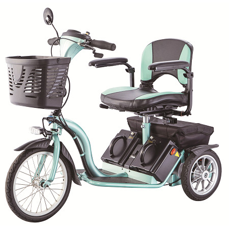 Merits Tricycle Type Electric Scooter S637