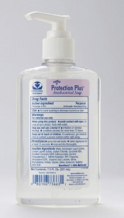 Protection Plus Antimicrobial Soap (Case of 12)