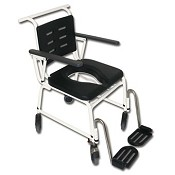 Handicare Combi commode/shower chair