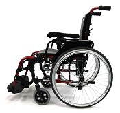 S-ERGO 305 – Ultralight Adjustable Height Ergonomic Wheelchair