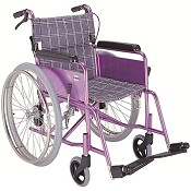 Merits Aluminum Lightweight Wheelchair J915