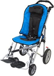 Convaid EZ Rider Lightweight Wheelchair