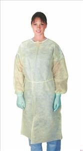 Basic isolation/cover gown (Case of 50)