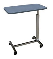 Composite-Top Overbed Table