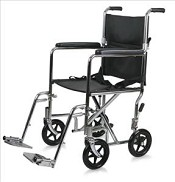 Excel Transport Wheelchair (19in)
