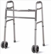 Deluxe Bariatric Walker, Extra-Wide (Single)