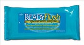 "ReadyFlush Scented Wipes, 9""x13""  24/pk"