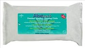 "Aloetouch Dimethicone Wipes, 9""x13""  48/pk (case of 12 pks)"